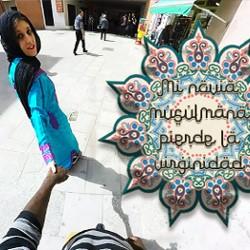 Mi novia musulmana decide que ha llegado el día: desvírgame mi amor.